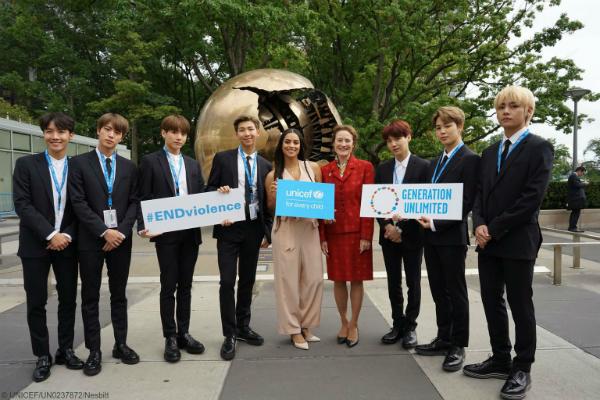 Trưởng nhóm BTS bị chỉ trích chia rẽ nội bộ sau bài phát biểu ở Liên Hợp Quốc