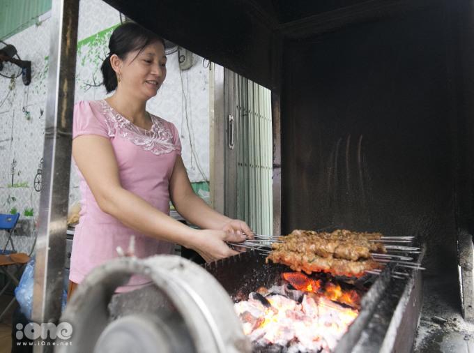 Bánh mì thịt nướng Lạng Sơn xuống Hà Nội