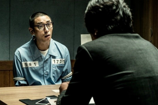 Điều thử thách anh khi đóng bộ phim này là việc phải nói bằng giọng Busan.