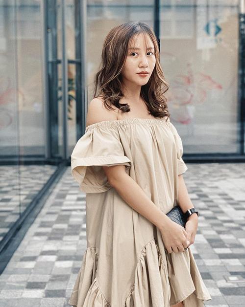 Văn Mai Hương trưởng thành ở tuổi 24.