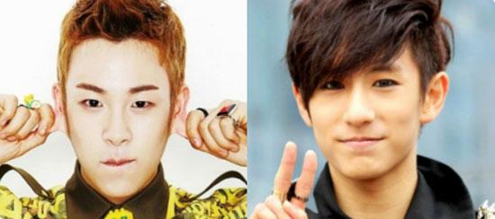 Em út Kpop nào nhiều tuổi hơn? (2)