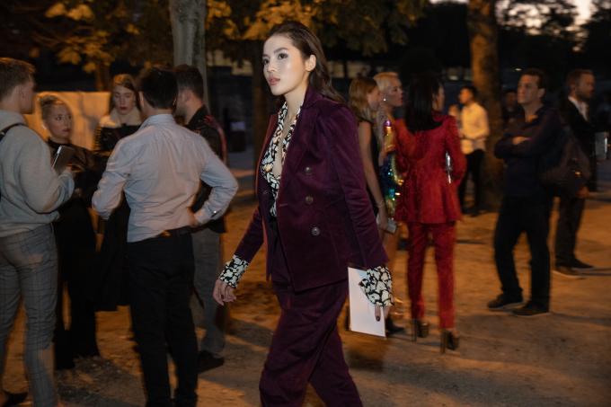 <p> Kỳ Duyên sẽ còn 3 ngày tại tuần lễ thời trang Paris với nhiều hoạt động khác.</p>