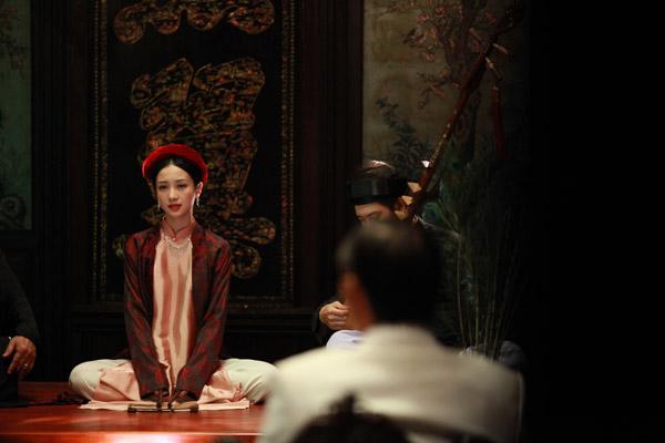 Nhân vật Liên của Jun Vũ có vai trò quan trọng trong phim.