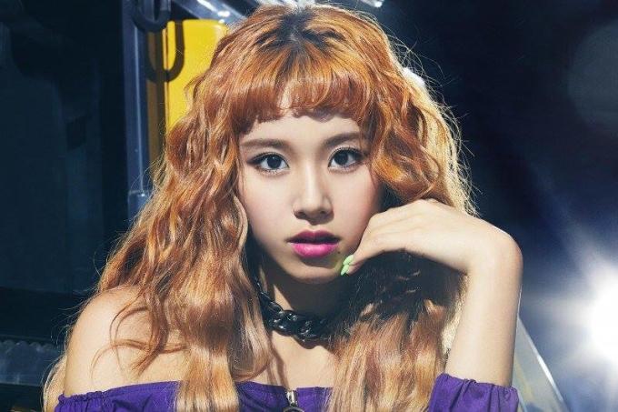 <p> Tạo hình độc, cá tính giúp Chae Young tỏa sáng. Chỉ có những concept trưởng thành, sexy mới hợp với em út của Twice.</p>
