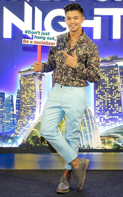 Tham dự sự kiện còn có nhiều sao Việt khác như Trọng Hiếu Idol.