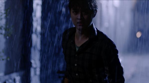 Hình tượng của Thanh Duy trong phim.