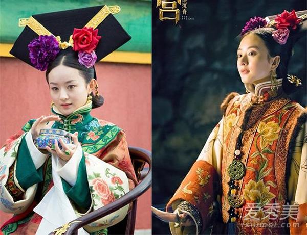 Biểu cảm nhìn đã thấy ác của Triệu Lệ Dĩnh khi đóng Lưu Ly.