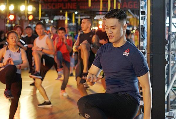 Lâm Vinh Hải là vũ công không chỉ sở hữu những bước nhảy lôi cuốn, gương mặt mặt điển trai và cơ thể rắn rỏi, khỏe khoắn. Lâm Vinh Hải cho biết anh vẫn thường giữ thói quen đến phòng gym đều đặn để rèn luyện nâng cao sức bền cho những bước nhảy đầy đam mê.