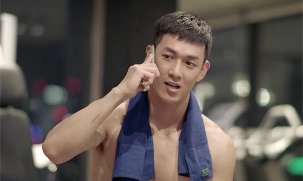 Ngoại hình của Song Luân không thua kém gì nam chính phiên bản Hàn.
