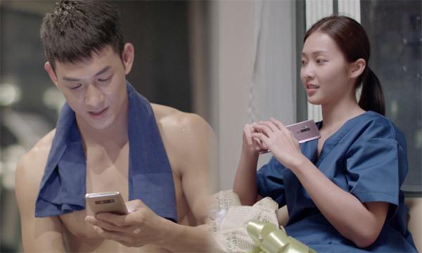 Song Luân và Khả Ngân được khen đẹp đôi sau 4 tập phim.