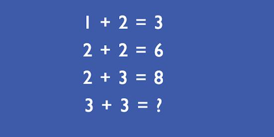 Tìm quy luật của bài toán để có kết quả đúng - 2