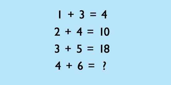 Tìm quy luật của bài toán để có kết quả đúng - 3