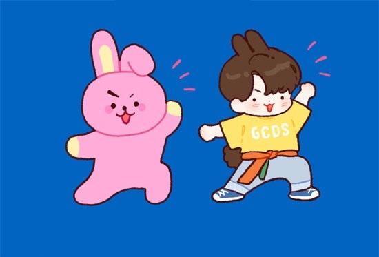 Bạn biết gì về em út vàng Jung Kook nhà BTS? - 5