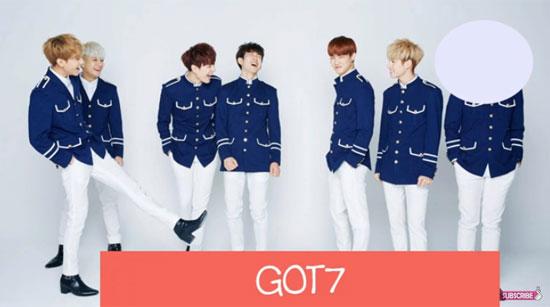 Đọc tên thành viên thất lạc của nhóm nhạc Kpop - 6
