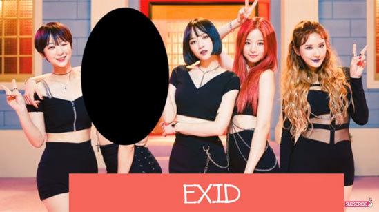 Đọc tên thành viên thất lạc của nhóm nhạc Kpop - 8