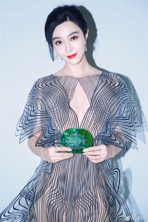 Nữ diễn viên Phạm Băng Băng.