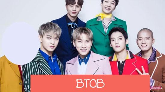 Đọc tên thành viên thất lạc của nhóm nhạc Kpop (2)