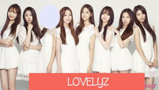 Đọc tên thành viên thất lạc của nhóm nhạc Kpop (2) - 1