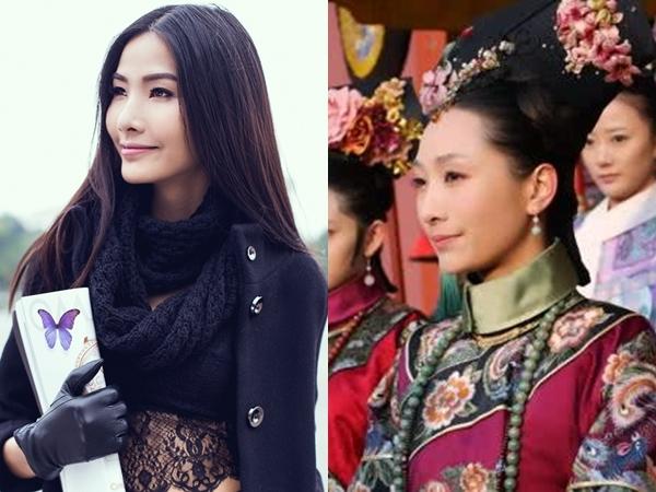 Nhan sắc sinh đôi của sao Việt và dàn diễn viên phim cổ trang Hoa ngữ - 1