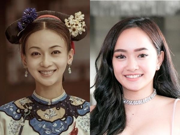 Nhan sắc sinh đôi của sao Việt và dàn diễn viên phim cổ trang Hoa ngữ - 3