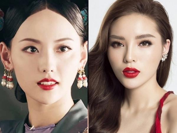 Nhan sắc sinh đôi của sao Việt và dàn diễn viên phim cổ trang Hoa ngữ - 4
