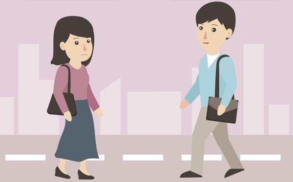 Trắc nghiệm: Phản ứng khi chạm trán tình cũ hé lộ điểm tự ti của bạn trong tình yêu