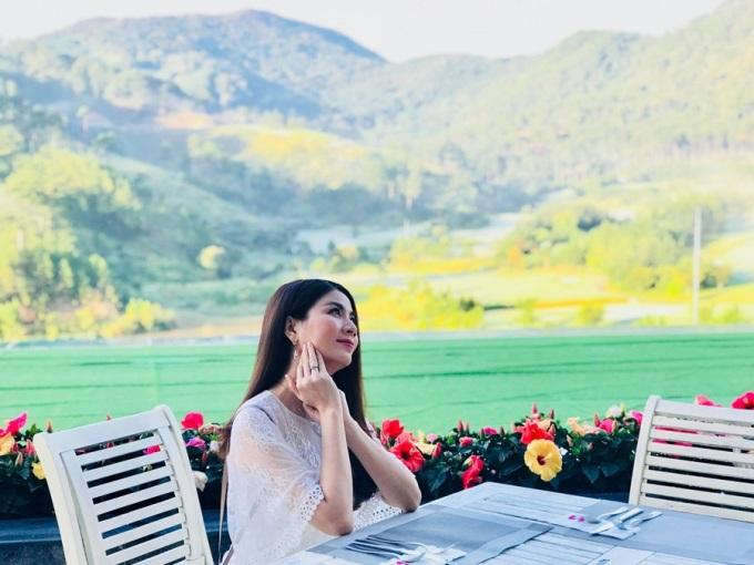 <p> Kha Ly nhận xét Thanh Duy đã làm tốt vai trò của người chồng.</p>