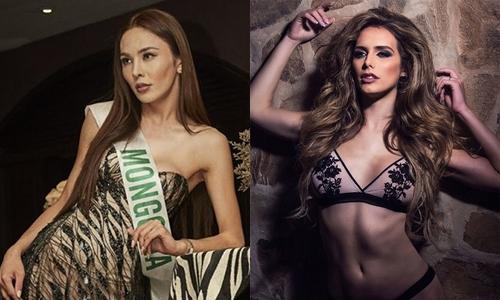 Dư luận trái chiều nổ ra khi hai người đẹp chuyển giới thi Miss Universe 2018.