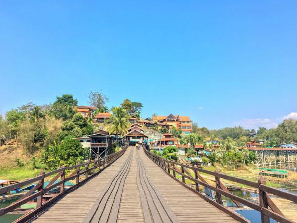 10 ngôi làng đẹp như tranh vẽ tại Thái Lan - 1