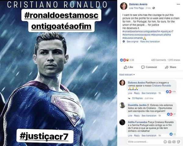 Ronaldo tiếp tục dính nghi vấn hiếp dâm thêm ba phụ nữ khác - 2