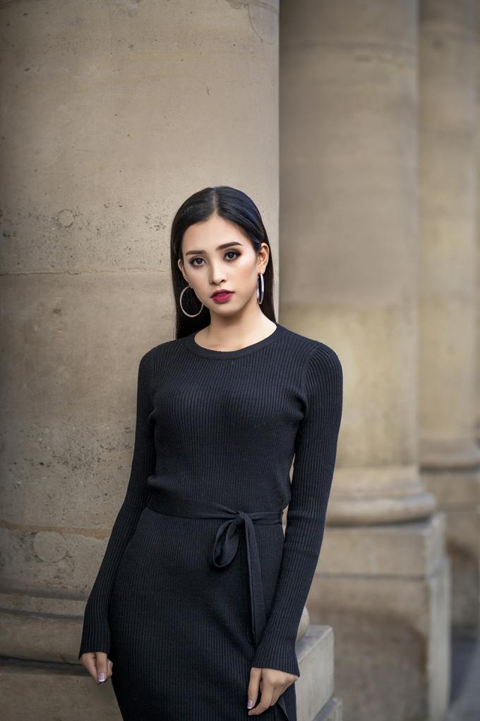 <p> Chụp street style ở Paris hoa lệ, người đẹp 10x gây chú ý với vẻ quyến rũ rất riêng.</p>