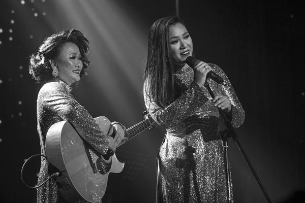 Phương Vy nói dối để kéo cả gia đình lên khấu liveshow 10 năm ca hát - 2