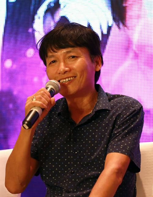 Đạo diễn Mai Hồng Phong.