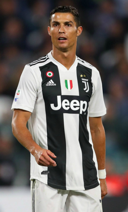 Ronaldo (33 tuổi).