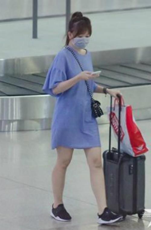 Chọn sai trang phục là nguyên nhân khiến Hari Won bị đồn mang thai con đầu lòng.