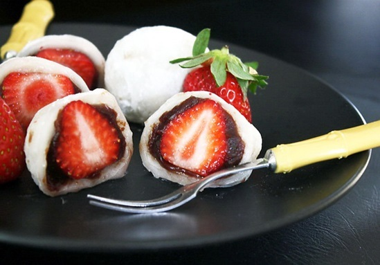 Yêu ẩm thực Nhật, bạn có biết đây là bánh mochi nào? (2) - 1