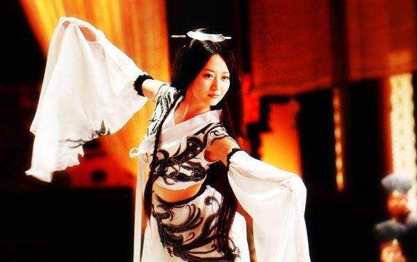 Những điệu múa mê hồn của dàn mỹ nhân trên màn ảnh Hoa ngữ - 4