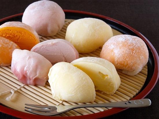 Yêu ẩm thực Nhật, bạn có biết đây là bánh mochi nào? (2) - 3