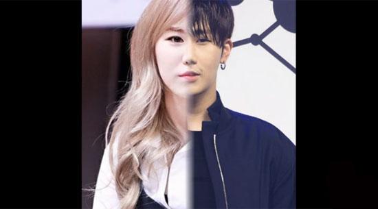Với nửa khuôn mặt, bạn có biết đó là idol Hàn nào? - 9