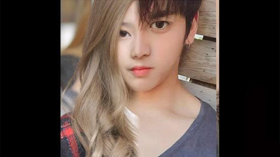 Với nửa khuôn mặt, bạn có biết đó là idol Hàn nào? (2) - 1