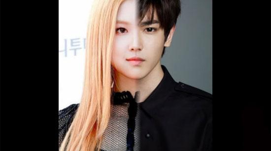 Với nửa khuôn mặt, bạn có biết đó là idol Hàn nào? (2) - 7