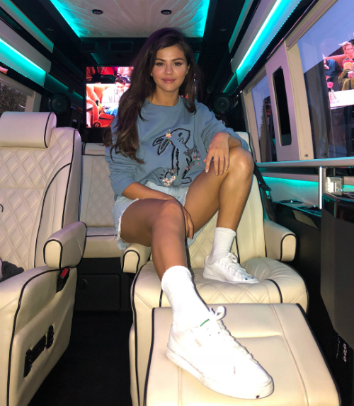 Selena khiến fan lo lắng vì tình trạng tâm lý thất thường.