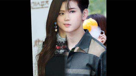 Với nửa khuôn mặt, bạn có biết đó là idol Hàn nào? - 4