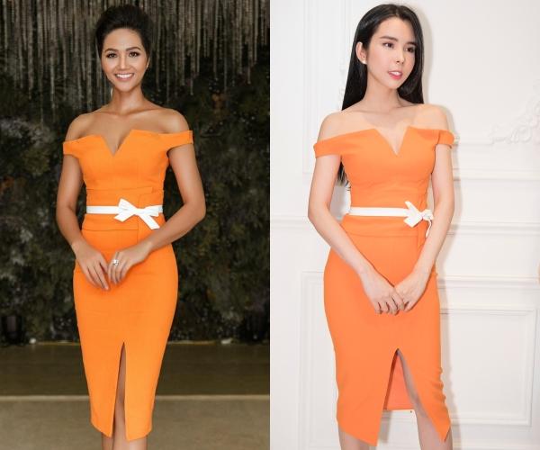 Người đẹp dùng váy HHen Niê, Hoàng Thùy từng mặc để đi thi quốc tế - 2