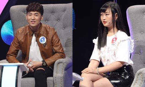 Trần Hùng và Tiểu Nhi tham gia show hẹn hò