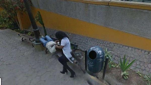 Ly dị khi nhìn thấy vợ âu yếm người đàn ông khác trên... Google Maps - 1