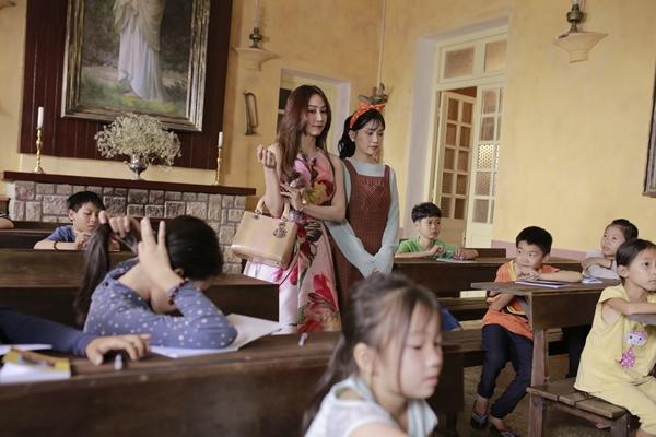 Bóc giá loạt hàng hiệu của Ngân Khánh trong Quý cô thừa kế - 9