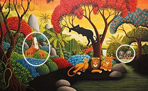 Trắc nghiệm: Bức tranh khu rừng sẽ tiết lộ lý do khiến bạn mệt mỏi - 3