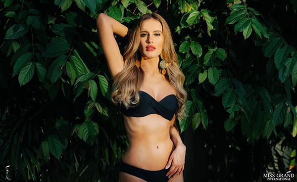 Đại diện Colombia - Sheyla Quizena