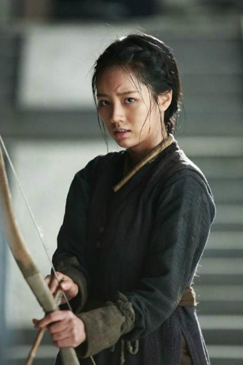 Mới chỉ bỏ túi một vai diễn, Hye Ri đã được mời đóng phim điện ảnh.